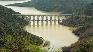 18 Aralık 2014 tarihinde İstanbul barajlarının %52.94ü dolu
