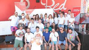 Vodafone RED Famous Cup'ta ilk gün geride kaldı