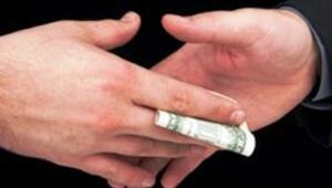 Tescil rüşveti 10 bin $