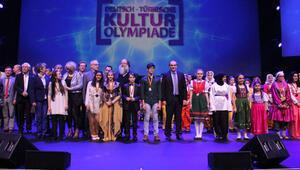 Türk-Alman Kültür Olimpiyatları yoğun ilgi gördü