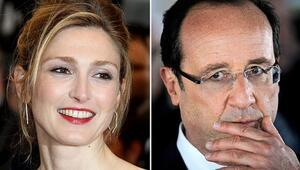 Hollande-Gayet aşkı devam ediyor