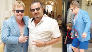 Aile babası Elton John