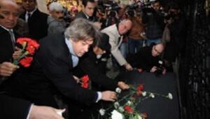 Sinagog saldırılarında hayatını kaybedenler anıldı