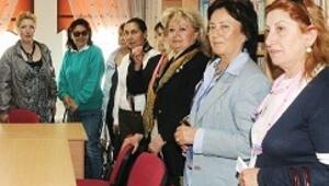 Çamlıdere'ye yeni kütüphane