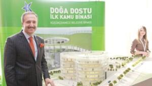 Binalara 'yeşil sertifika' verilecek