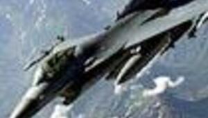 Kazdağlarında bir askeri uçak düştü