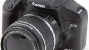 40 Dolara fotoğraf makinesi
