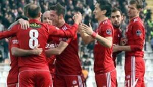 Sivasspor 2-0 Trabzonspor
