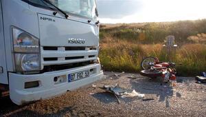 Korkunç kazada karı-koca öldü, torun ağır yaralı
