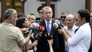 Cumhurbaşkanı Recep Tayyip Erdoğan: Güvenlik zaafımız var