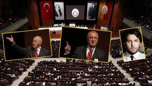 Galatasarayda tarihi kongre