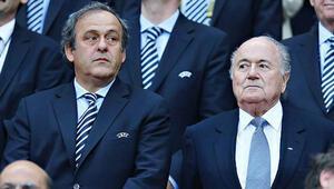 Platiniye göre rüşvet iddialarının arkasında Blatter var
