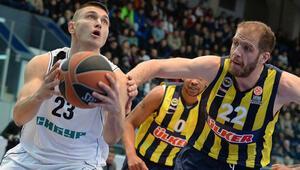 Nizhny Novgorod 60 - 78 Fenerbahçe Ülker