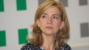 İspanyada Prenses Cristinanın düşeslik unvanı geri alındı