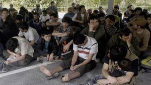 Taylandda 220 Uygur Türkü gözaltına alındı