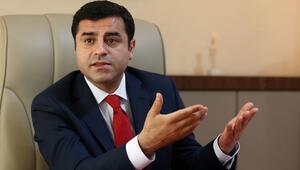 HDP Eş Genel Başkanı Demirtaş: Başka adayı destekleme gibi bir kararımız yok