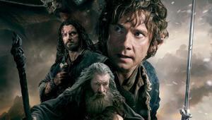 Hobbit: Beş Ordunun Savaşı ilk 5 gün rekoru kırdı