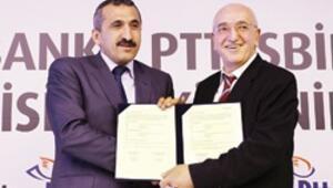 Vakıfbank ve PTT'den 'kredi' anlaşması