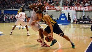 Emporio Armani Milano 74 - 80 Fenerbahçe Ülker