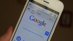 iPhonedan Google harflerini söktü