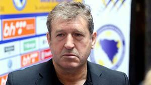 Bosna milli takımında Süper Ligden 5 oyuncu