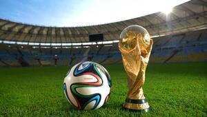 2014 FIFA Dünya Kupası heyecanı