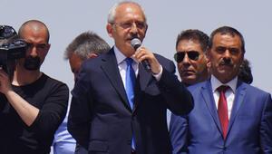Kılıçdaroğlu Ankara Dikmende konuştu