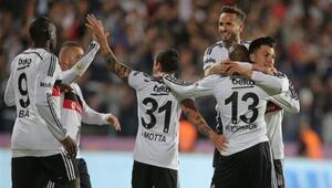 Beşiktaş 2 - 1 Kardemir Karabükspor