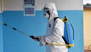 DSÖ: 20 bin kişi Ebolaya yakalanabilir