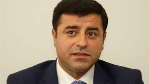 HDPli Selahattin Demirtaş: Kendisine çok yüz verdiğimiz için 400 istiyor