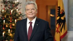 Cumhurbaşkanı Gaucktan Noel mesajı