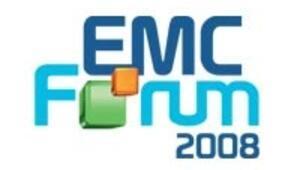 EMC Forum 2008 başlıyor