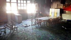 PKKdan Diyarbakır'da 8 okula saldırı