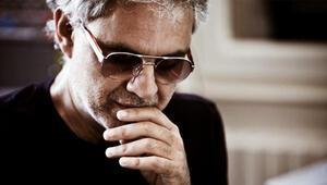 Andrea Bocelli: Sahne korkumu yenemedim