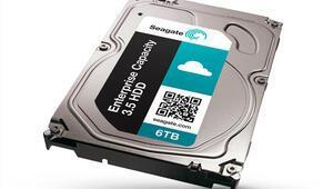 Seagateten 6 TBlık en hızlı sabit disk