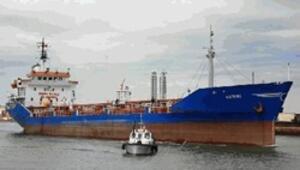 Adriyatikte Türk tankeri battı