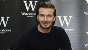 Beckham futbola geri mi dönecek