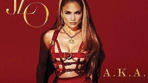 Jennifer Lopez yine olay yarattı