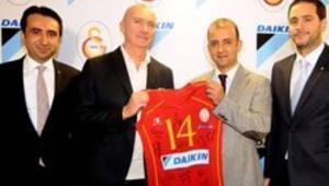 Galatasarayın voleybolda hedefi büyük