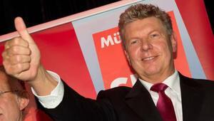 Başkanlık yarışını Dieter Reiter kazandı