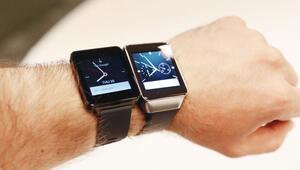 Akıllı saatte Android tekeli