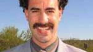 Borat, İngilterenin en çok kazanan oyuncusu