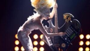 Brit'e Lady Gaga damgası