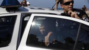 İsraildeki ABD Büyükelçiliğine baltalı saldırı