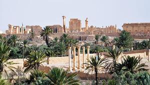 IŞİD 2 bin yıllık antik kenti ele geçirdi