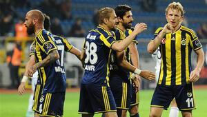 Kasımpaşa 0 - 3 Fenerbahçe