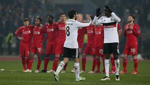 Beşiktaş (6-4) Liverpool maç özeti ve golleri izle | Kara Kartal tarih yazdı
