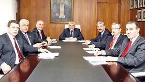 MPM Başkanlığına Mustafa Deryal seçildi