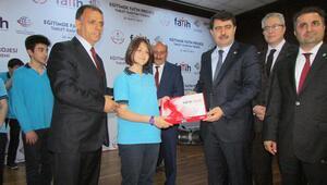 İstanbul'da 3 yılda 90 bin tablet dağıtıldı