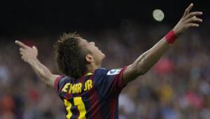 El Clasico Neymara teslim oldu